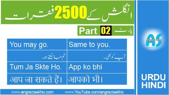 250-Spoken-English-Sentences-in-Urdu-Hindi-part-02